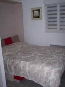 Un ou plusieurs lits dans un hébergement de l'établissement Maison Halle
