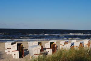 Pláž u prázdninového domu