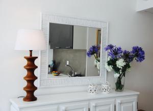 A bathroom at Casa Da Praia