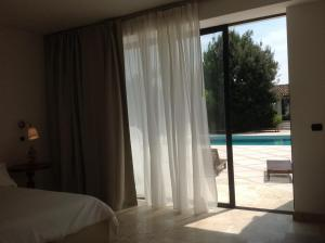 A view of the pool at Villa Isabella or nearby
