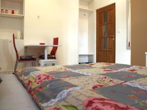 Krevet ili kreveti u jedinici u objektu Apartmani Nighty Night