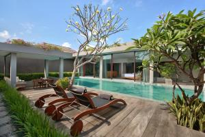 The swimming pool at or near Ziva a Boutique Villa