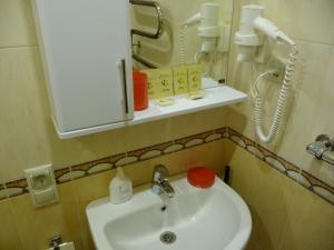 A bathroom at Apartments Krasnogorsk Expo Crocus
