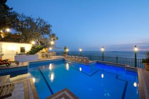 The swimming pool at or near Villa Oliviero