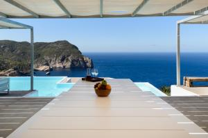 The swimming pool at or near thesuites Ibiza Na Xemena