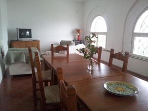 En restaurant eller et andet spisested på La Casa di Vico