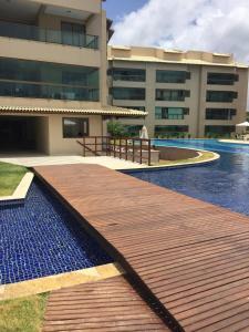 A piscina localizada em Flat Muro Alto ou nos arredores