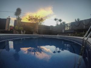 The swimming pool at or near Villa Moles