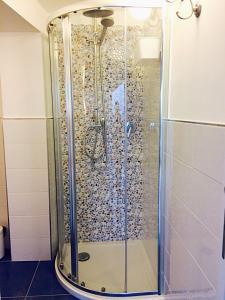 Kupaonica u objektu Rosso&Blu Sunny Apartments