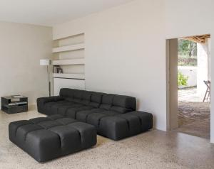 A seating area at thesuites Ibiza Can Basso