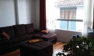 Zona de estar de Apartamento Edificio Angamos