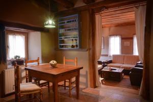 Area soggiorno di Radika View House