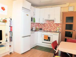 A kitchen or kitchenette at Apartment Verde