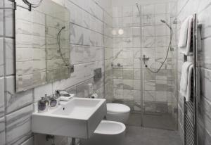 Ванная комната в The Art House