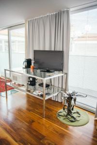 TV/Unterhaltungsangebot in der Unterkunft Living Vienna City Center