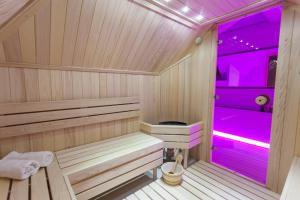 Spa and/or other wellness facilities at Vila Barović and Spa