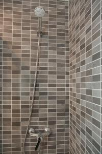 A bathroom at Flateli Roger 2