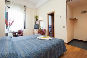 A room at Residence Lepontina