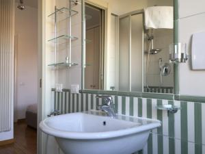 A bathroom at Donna Ilaria