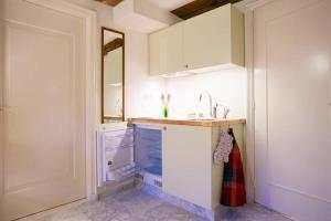 Een keuken of kitchenette bij Casita Sumita