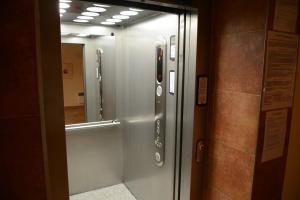 Kúpeľňa v ubytovaní Apartments Tatran Donovaly
