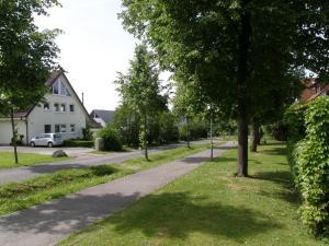Ein Garten an der Unterkunft Ferienwohnung Heiko Krenmayer