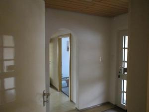 Ein Badezimmer in der Unterkunft Apartment Ursula