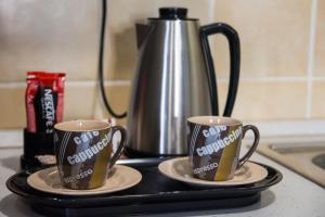 Sadržaji za pripremu kave/čaja u objektu Apartment Giro
