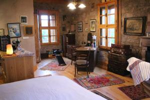 A room at Stone House with Garden in Cunda/Ayvalik