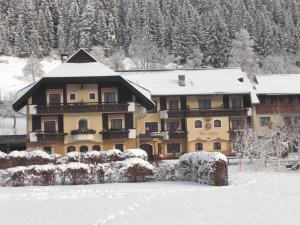 Haus Jakober im Winter
