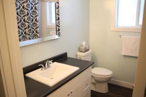 Salle de bains dans l'établissement Stoneshire Guesthouse