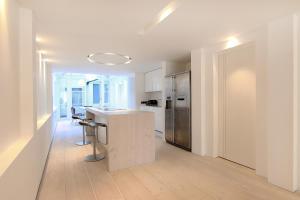 Ein Badezimmer in der Unterkunft London Lifestyle Apartments – Knightsbridge – Hyde Park