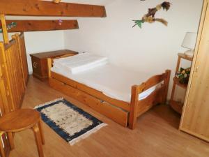 A bed or beds in a room at Alizés - Cap Sud III