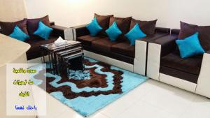 A seating area at Wardnal Furnished Units