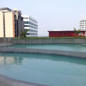 The swimming pool at or near Marella Suites