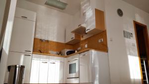 Kuchyň nebo kuchyňský kout v ubytování ApartLipno - Riviera Lipno 500/15