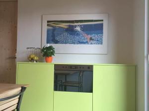 TV/Unterhaltungsangebot in der Unterkunft Apartment Houbé