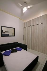 Krevet ili kreveti u jedinici u objektu Copa´s Apartment