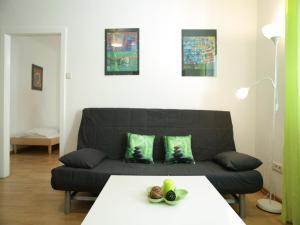 A seating area at Flatprovider Classy Martin Apartment