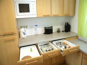 A kitchen or kitchenette at Flatprovider Classy Martin Apartment