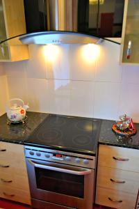 A cozinha ou kitchenette de Jasmine Apartamenti