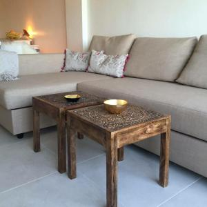 A seating area at Apartment Joaquin