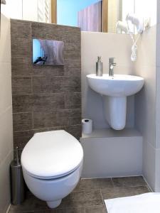 Ванная комната в Mish Mash Old Town