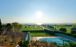 A view of the pool at The Pendik Residence or nearby