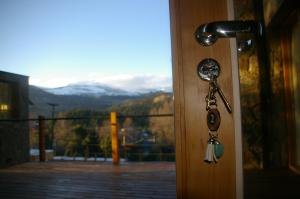 Un baño de Serena Casas de Montaña