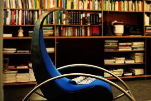 Библиотека в апарт-отеле