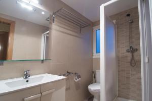 Um banheiro em RVHotels Apartamentos El Quijote