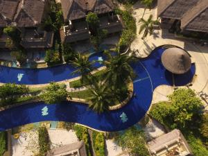 A view of the pool at Pool Villa Club Lombok or nearby