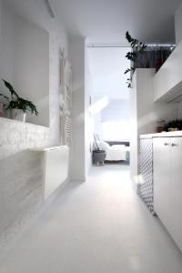Łazienka w obiekcie Bunga Apartament
