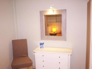 Kupatilo u objektu Saint Nicholas Beach Apartments